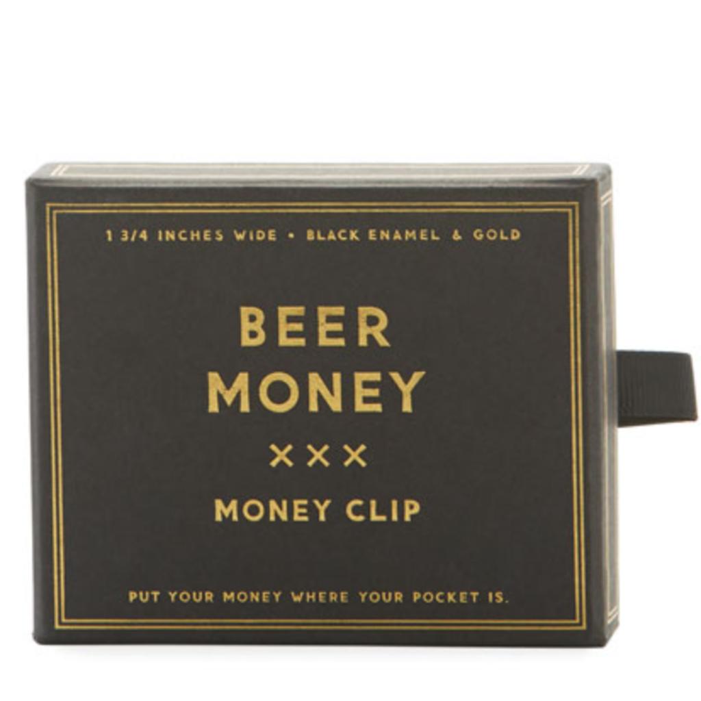 Southbank's Beer Money - Money Clip