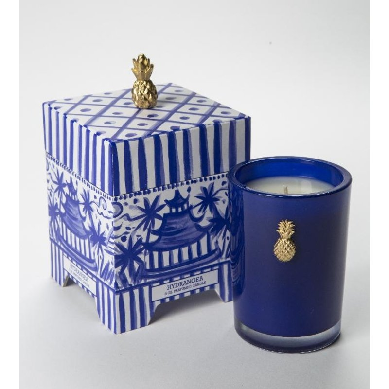 Southbank's Hydrangea Boxed Candle