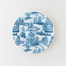Southbank's Chinoiserie Melamine Plate