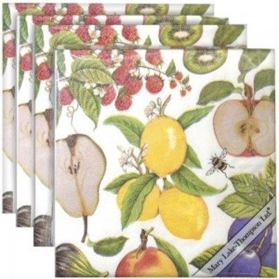 Southbank's Fruit Medley Paper Napkins