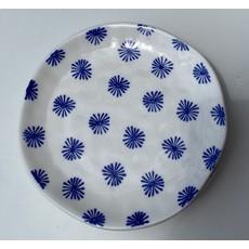 Southbank's Blue & White Burst Plate