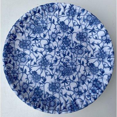 Southbank's Floral Vine Melamine Plate