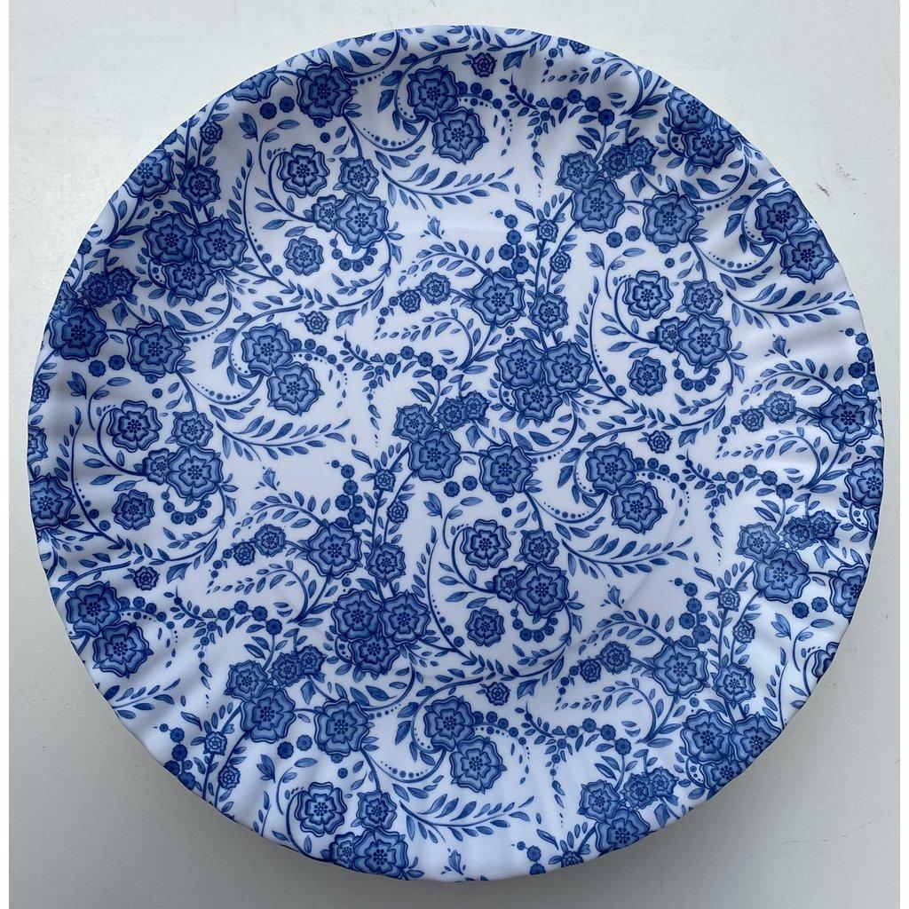 Southbank's Floral Trellis Melamine Plate