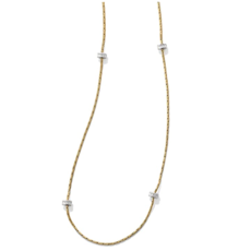 Meridian Orbit Long Necklace