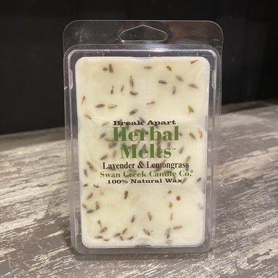 Southbank's Lavender & Lemongrass Wax Melt