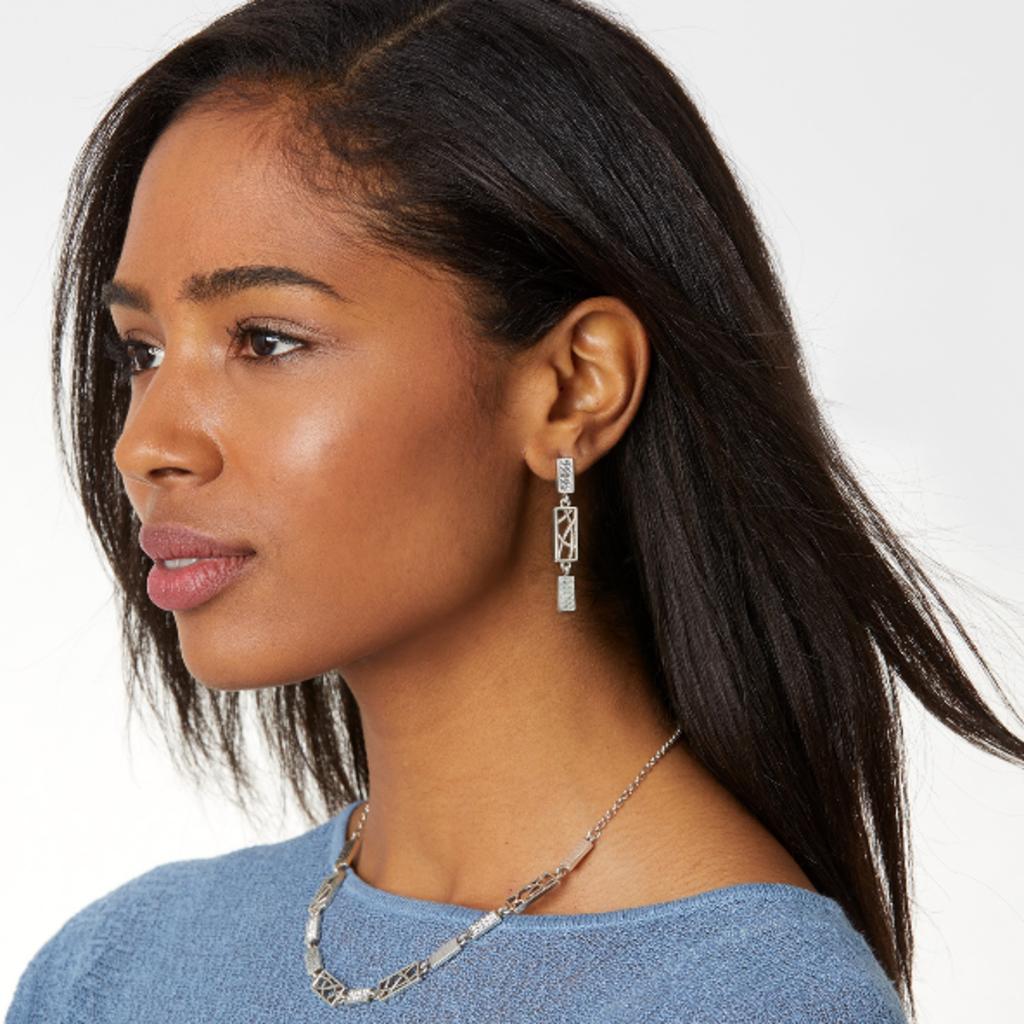 Meridian Zenith Post Drop Earrings