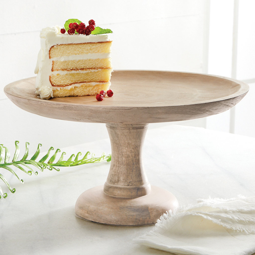 Southbank's Wooden Collapsible Cake Stand
