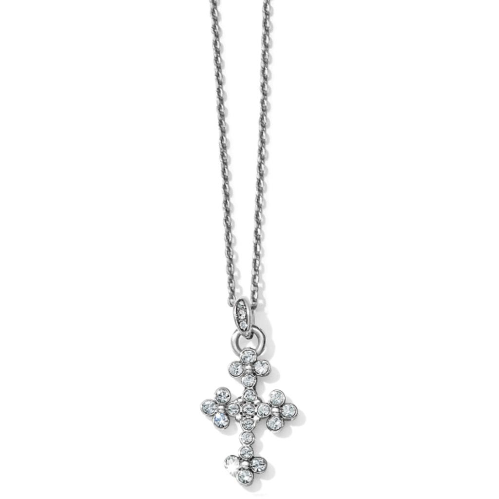 Abbey Cross Necklace