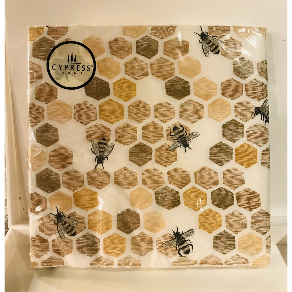 Southbank's Happy to Bee Home Napkin