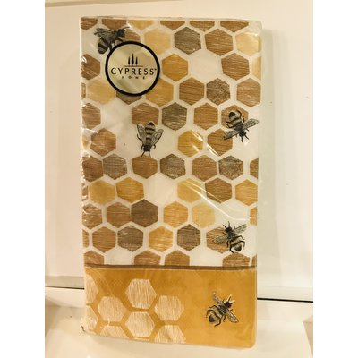 Southbank's Happy to Bee Home Guest Towel