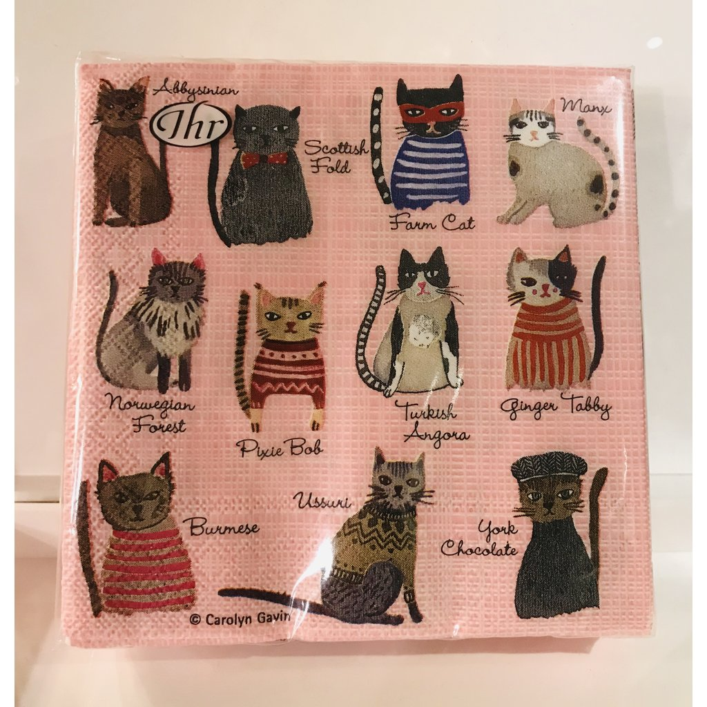 Southbank's Cool Cats Napkins
