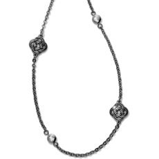 Interlok Petite Long Necklace