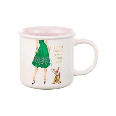 Southbank's Spoil Your Dog Ceramic Mug