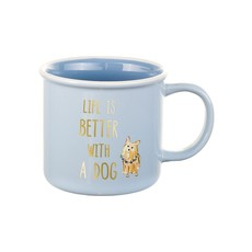 Southbank's Life is Better With a Dog Mug