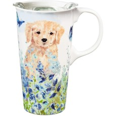 Southbank's Puppy in the Meadow Travel Cup
