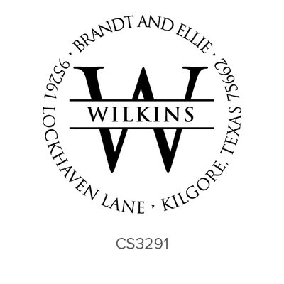Three Designing Women Wilkens Style Circle - CS3291