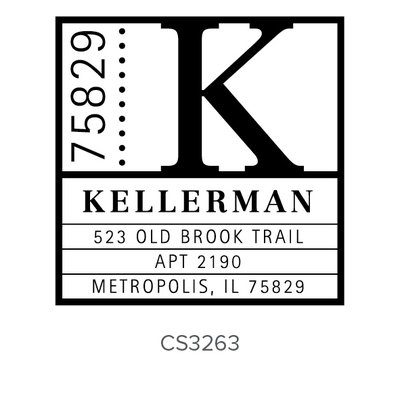 Three Designing Women Kellerman Style Square - CS3263