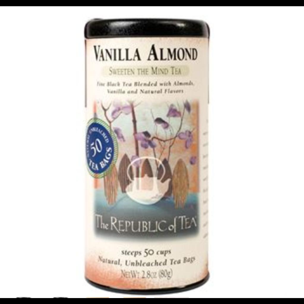 Vanilla Almond Black Tea