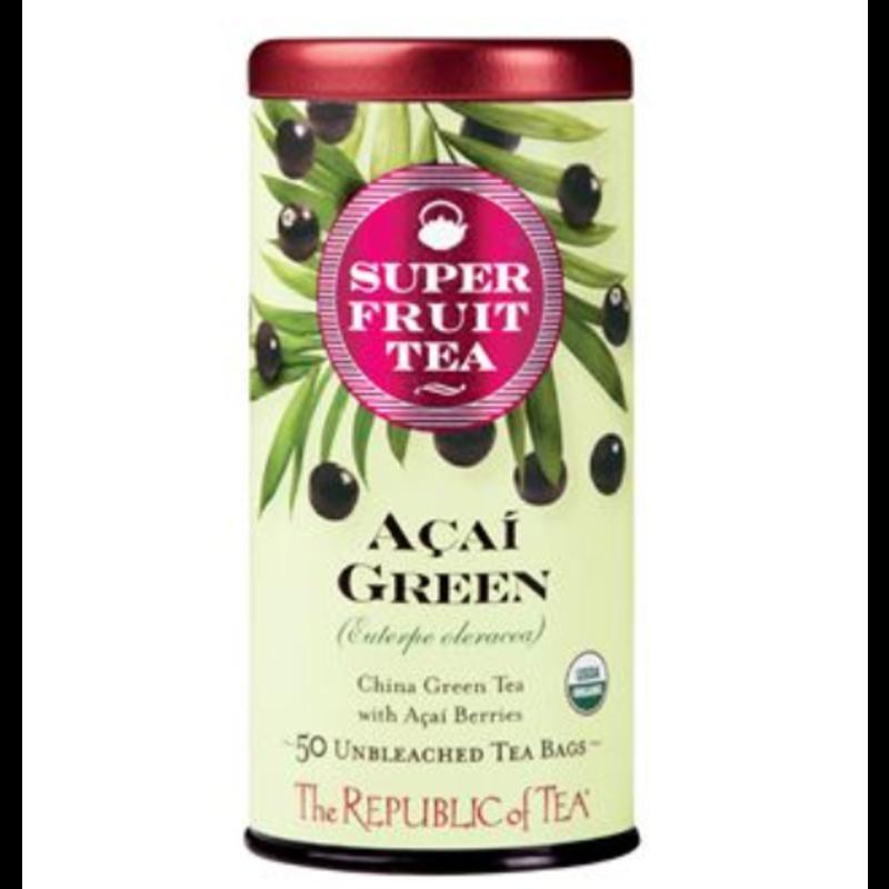 Acai Superfruit Green Tea