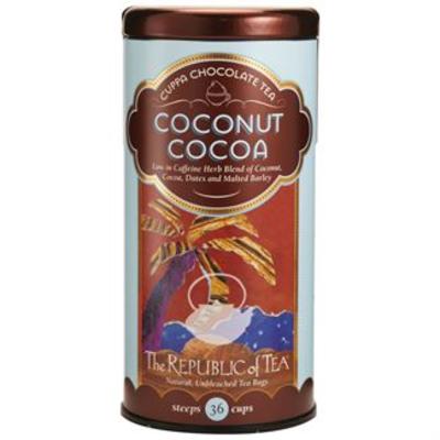 Coconut Cocoa Chocolate Tea