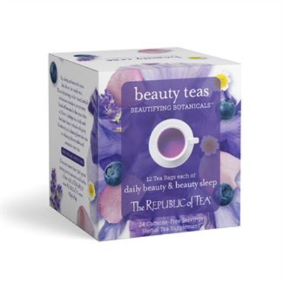 Beauty Teas Assortment Box