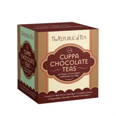 Cuppa Chocolate Teas Box