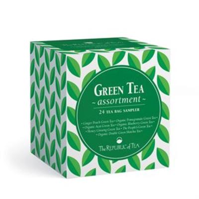 Green Tea Assortment box
