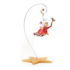 MacKenzie-Childs Patience Brewster Golden Star Ornament Stand