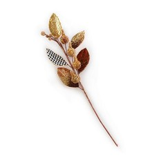 MacKenzie-Childs Autumn Naturals Leaf Spray