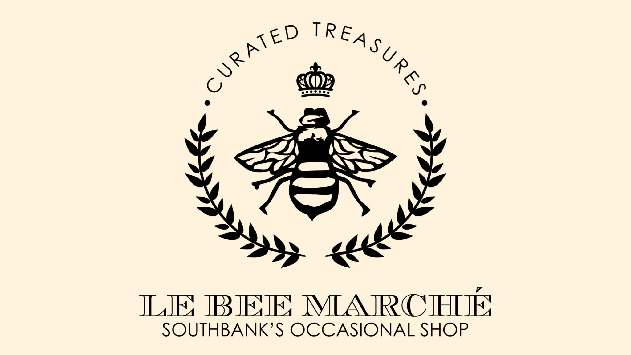 Le Bee Marché Logo