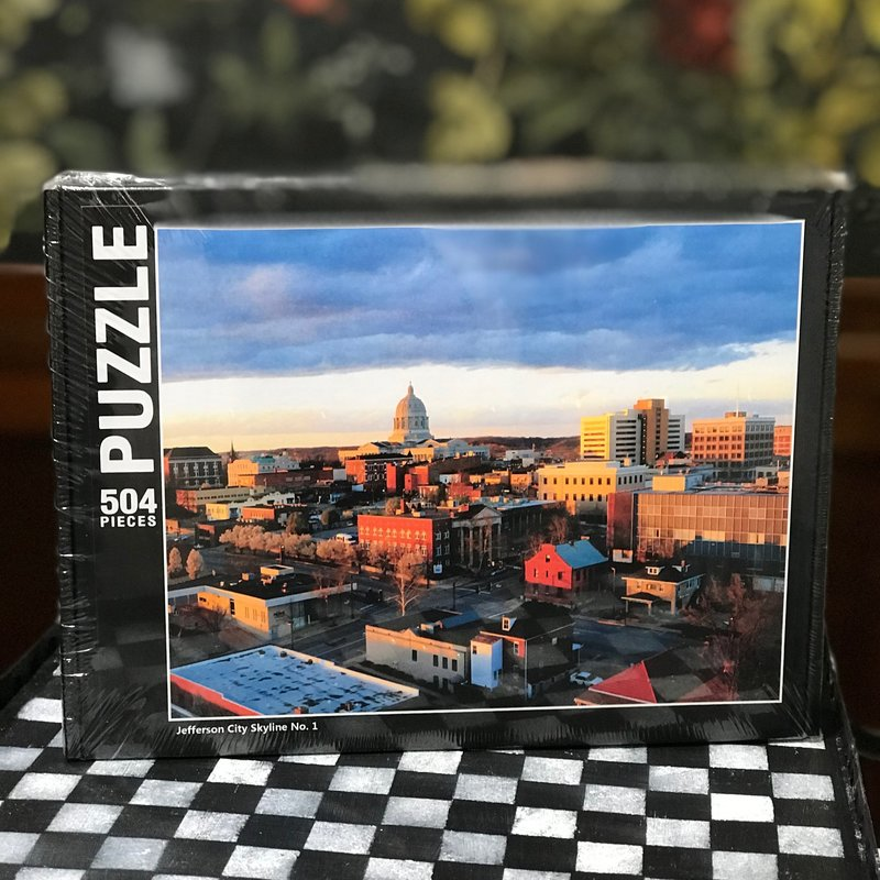 Southbank's Jefferson City Skyline Puzzle