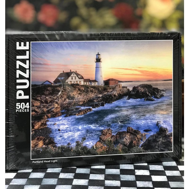 Southbank's Portland Head Light Puzzle