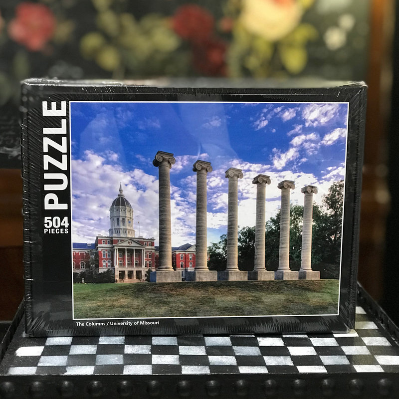 Southbank's University of Missouri Columns Puzzle