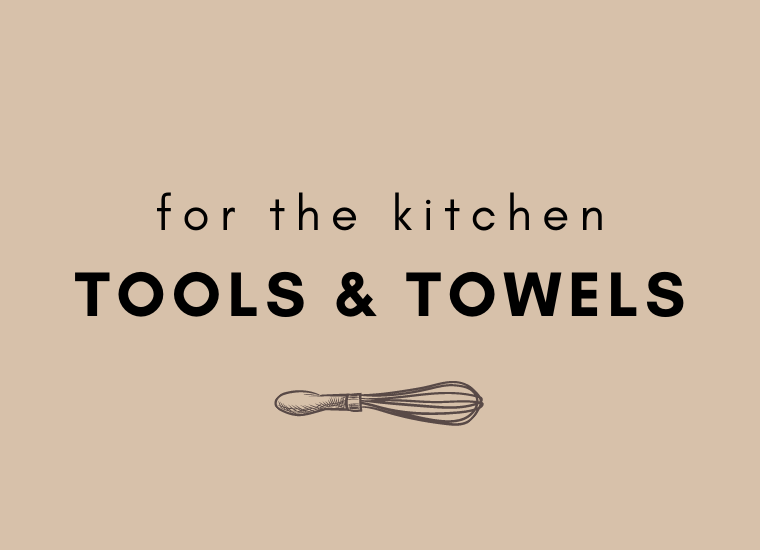 Tools & Towels