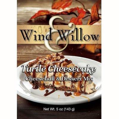 Turtle Cheesecake Cheeseball & Dessert Mix