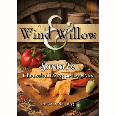Santa Fe Cheeseball & Appetizer Mix