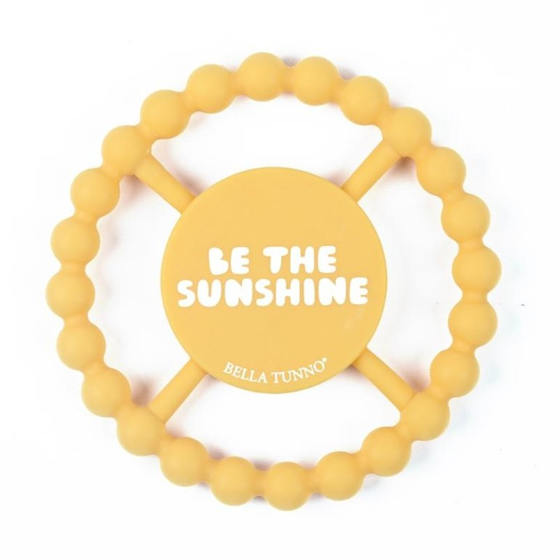 Little Bees Sunshine Teether