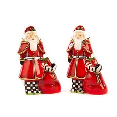 Santa Salt & Pepper Set