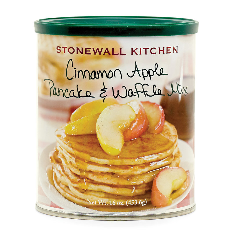 Cinnamon Apple Pancake & Waffle Mix