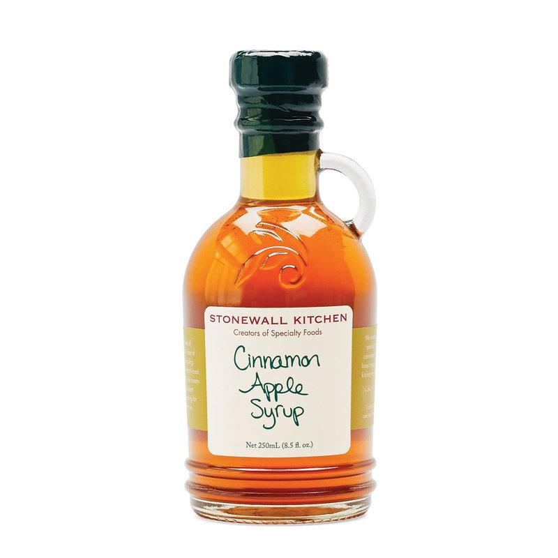 Cinnamon Apple Syrup