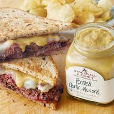Roasted Garlic Mustard
