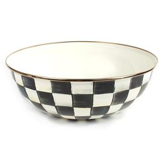 MacKenzie-Childs Courtly Check Everyday Bowl - Extra Large