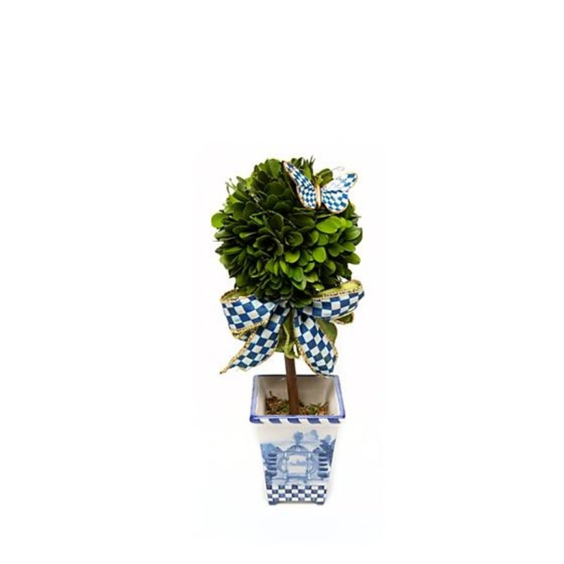 Royal Boxwood Topiary Mini
