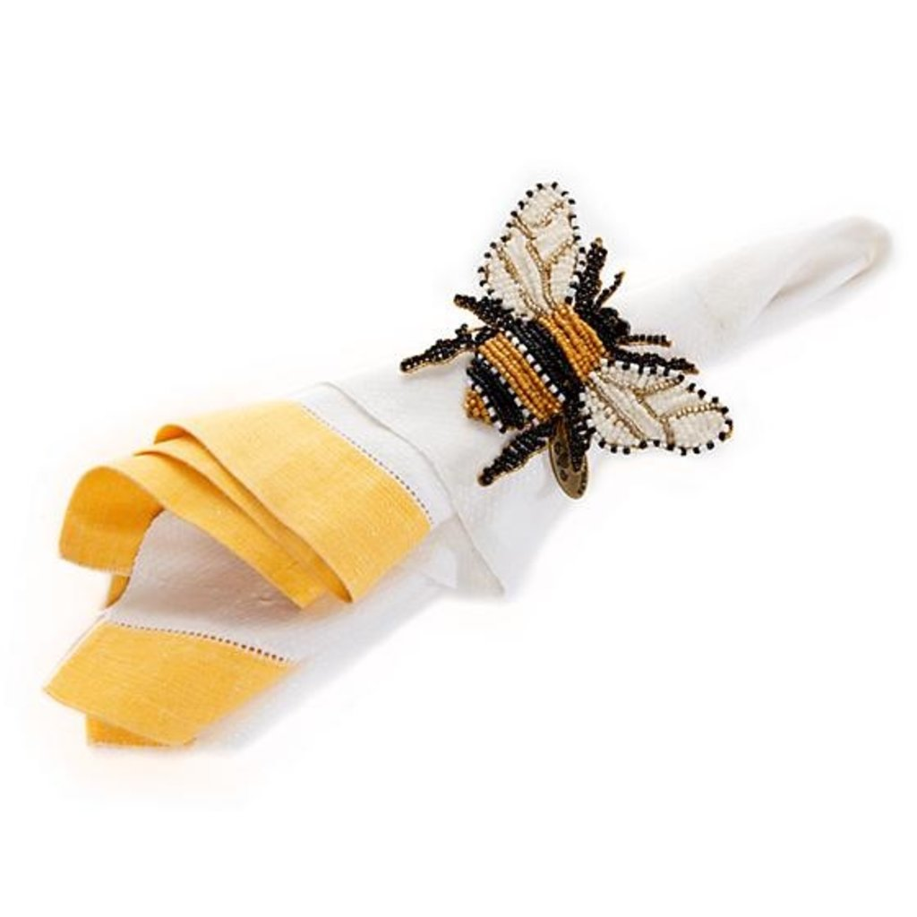 Bumble Bee Napkin Ring