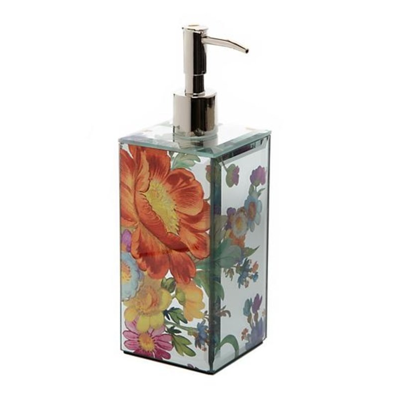 Flower Market Reflections Pump Dispenser
