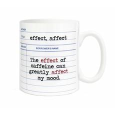 The Effect Of Caffeine Mug*