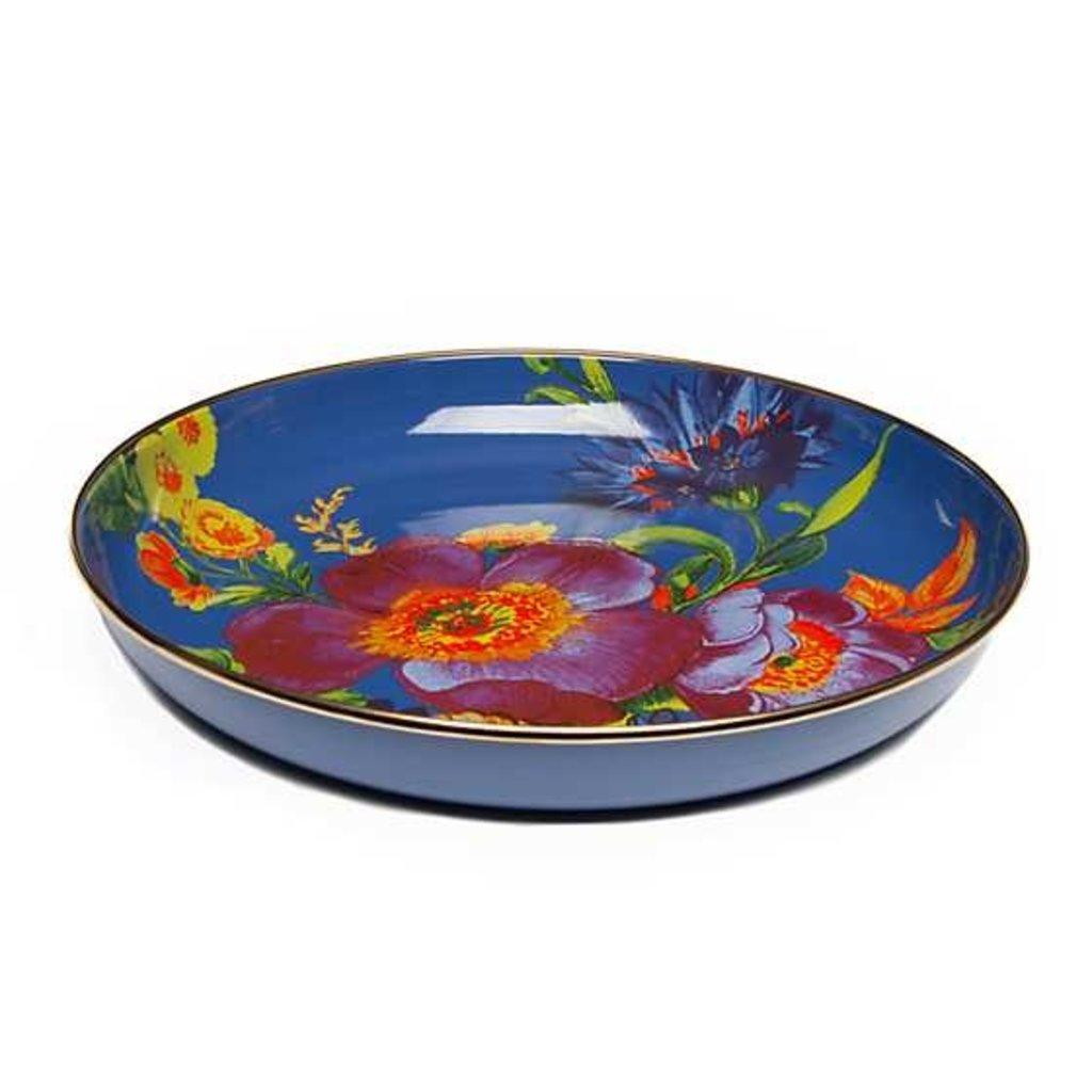 Flower Market Abundant Bowl - Lapis