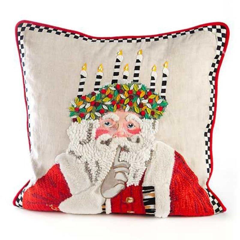 MacKenzie-Childs Santa Lucia Pillow