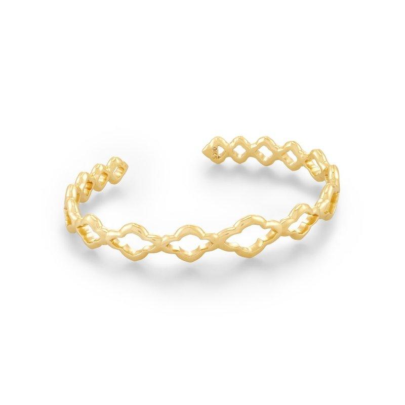 Kendra Scott Abbie Cuff Bracelet Gold