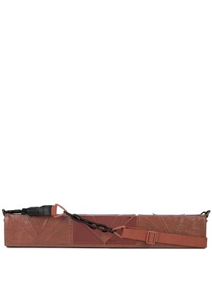 Rick Owens Denim Quiver Clutch